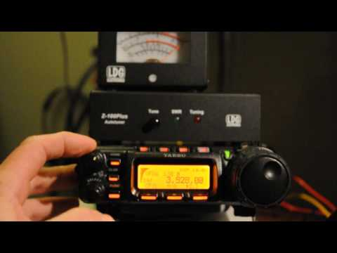 FT-857D optimal RF gain and DSP control   FT-817 & FT-817nd