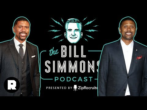 Jalen Rose on LeBron, the Kardashians/Jenners As NBA Scouts, and More | The Bill Simmons Podcast