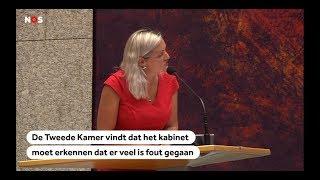 """Mark Rutte slaat met vuist op tafel: """"Iedereen wil de gaskraan in Groningen dicht"""""""