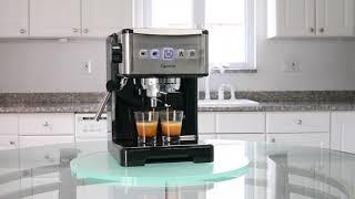 Capresso - Ultima Pro Espresso Maker video