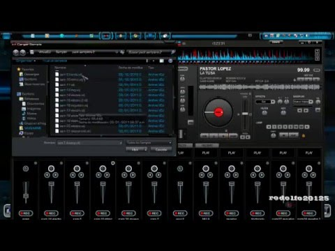 virtual dj 5 full pack