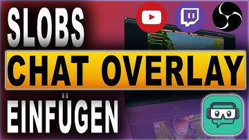 STREAMLABS OBS CHAT OVERLAY (2018) | STREAMLABS OBS TUTORIAL | Deutsch / German