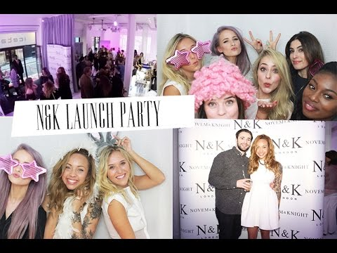 The Novem & Knight Launch Party!