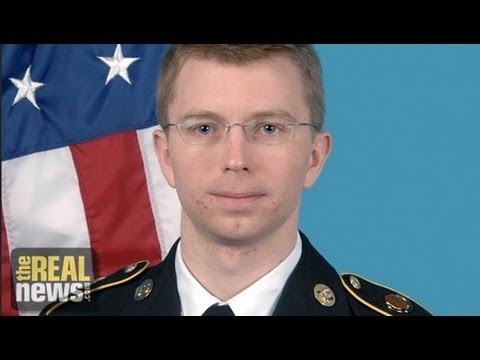 International Law Requried Manning to be a Whistleblower