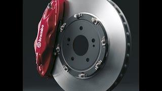 LADA Priora Замена тормозных дисков
