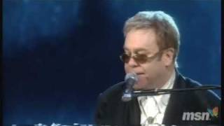 Elton John - Sorry Seems To Be The Hardest Word (Live)