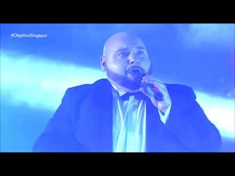 Skyfall - Adele  feat. Víctor Suárez -  KWC Spain Toledo 2015