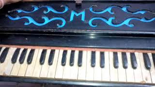 Tumhare Siva Kuch Na Chahat Karenge   Tum Bin   Harmonium Tutorial   Piano   Keyboard Tutorial