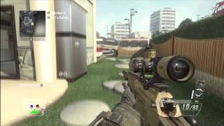 Black Ops 2 Griefing- 1v1 vs Angry Coward (Funny RAGE)
