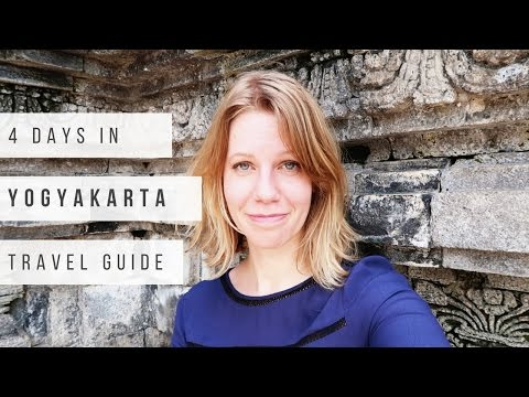 YOGYAKARTA in 4 Days | Travel Guide