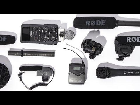 How to choose the right microphone for your video