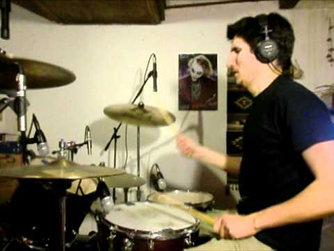 Green Day Armatage shanks Drums Cover