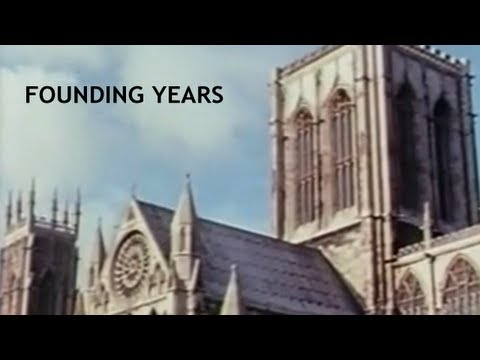 History of the University of York - Founding years