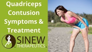 Quadriceps Contusion Symptoms and Treatment