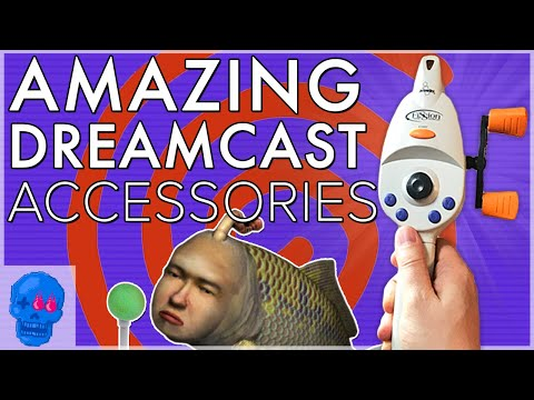 Ridiculous & AMAZING Dreamcast Peripherals | Punching Weight [SSFF]