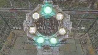 Resident Evil 4-Claves-Insignias del Cementerio.