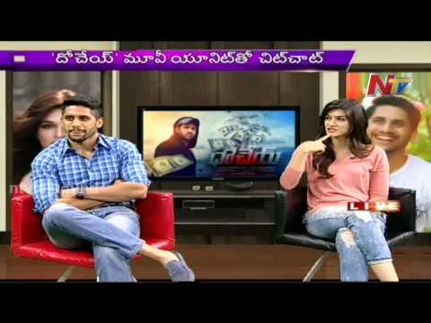 NTV Special Chit Chat with Dohchay Movie Team | Naga Chaitanya, Kriti Sanon - Part 2