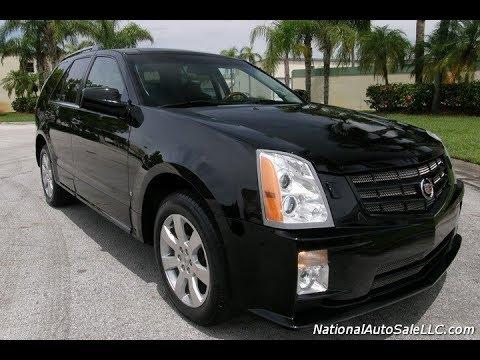 2009 Cadillac SRX4 Sport Premium Luxury Collection V6 AWD