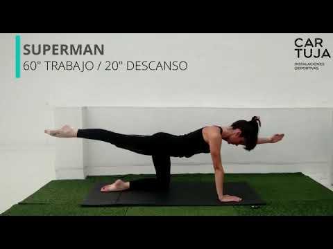 Sesión 7 Pilates