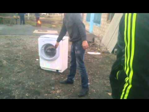 Ремонт стиральной машины сатурн полуавтомат своими руками
