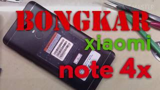 Video XIAOMI NOTE 4X - cara buka backcover dan periksa mesin...!!! download MP3, 3GP, MP4, WEBM, AVI, FLV Agustus 2018