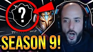 SEASON 9 IS HERE!!! THE GRIND STARTS NOW!!! - Road To Challenger | League of Legends