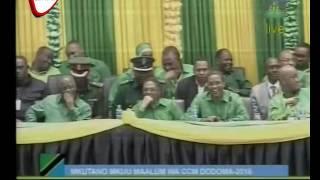 Dkt Jakaya Kikwete Awataka Wana CCM  Kulipa Ada