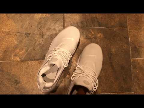 BEST AND EASIEST WAY TO CLEAN WHITE PRESTOS!