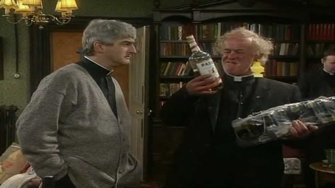 Father Ted The Jack Drink Driving Scene S02e02 Think