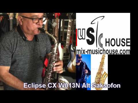 Eclipse CX W013N Alt Saksofon