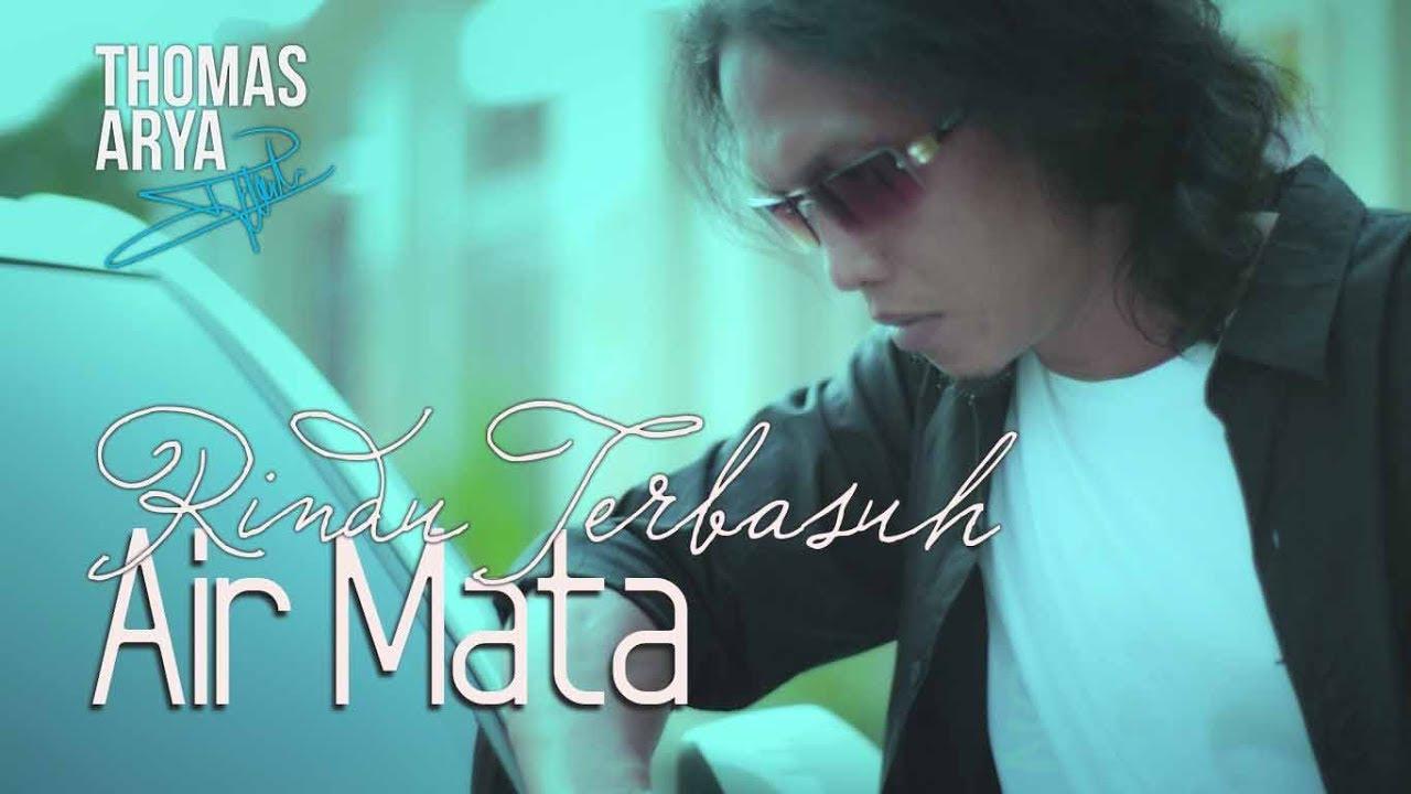 THOMAS ARYA - RINDU TERBASUH AIR MATA (Official New Acoustic)