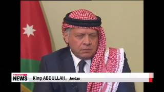 "Jordan vows ""revenge"" after pilot burned to death by Islamic State   I"