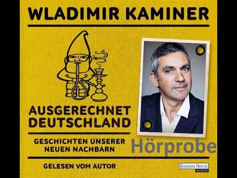 Ausgerechnet Deutschland: Geschichten unserer neuen Nachbarn YouTube Hörbuch Trailer auf Deutsch