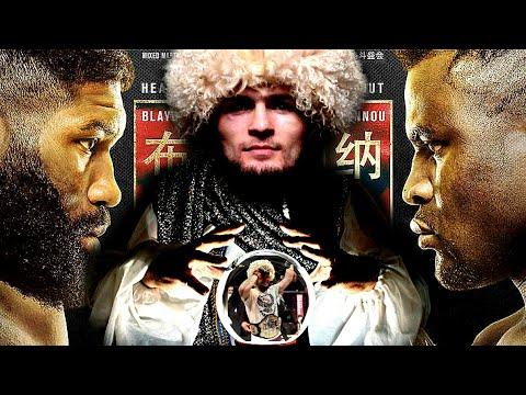UFC Fight Night China Predictions