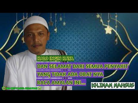 Download Full video - Ceramah agama Kh.imam mahsus // keistimewaan sholawat