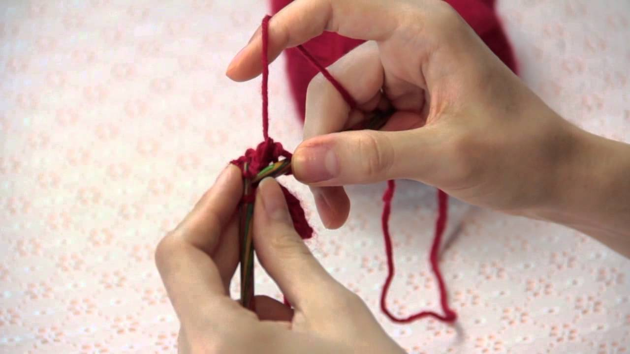 Knitting Tips By Judy Casting Off : How to cast off knitting a scarf with the garter stitch