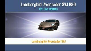 Asphalt 8 - Final Test 50 R&D L. Aventador SVJ