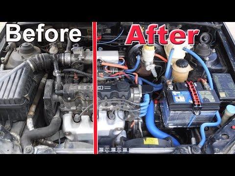 تجديد وحماية المحرك والخراطيم باقل تكلفة واروع نتيجة