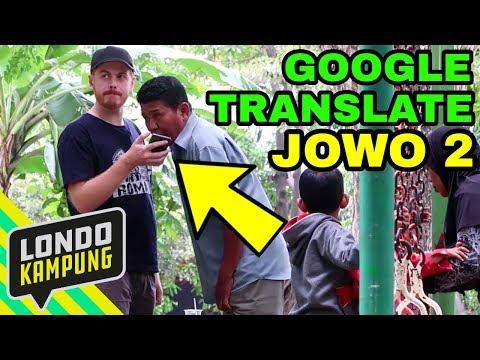 PRANK BULE PAKAI GOOGLE TRANSLATE JAWA 2 (feat. KOREA REOMIT)
