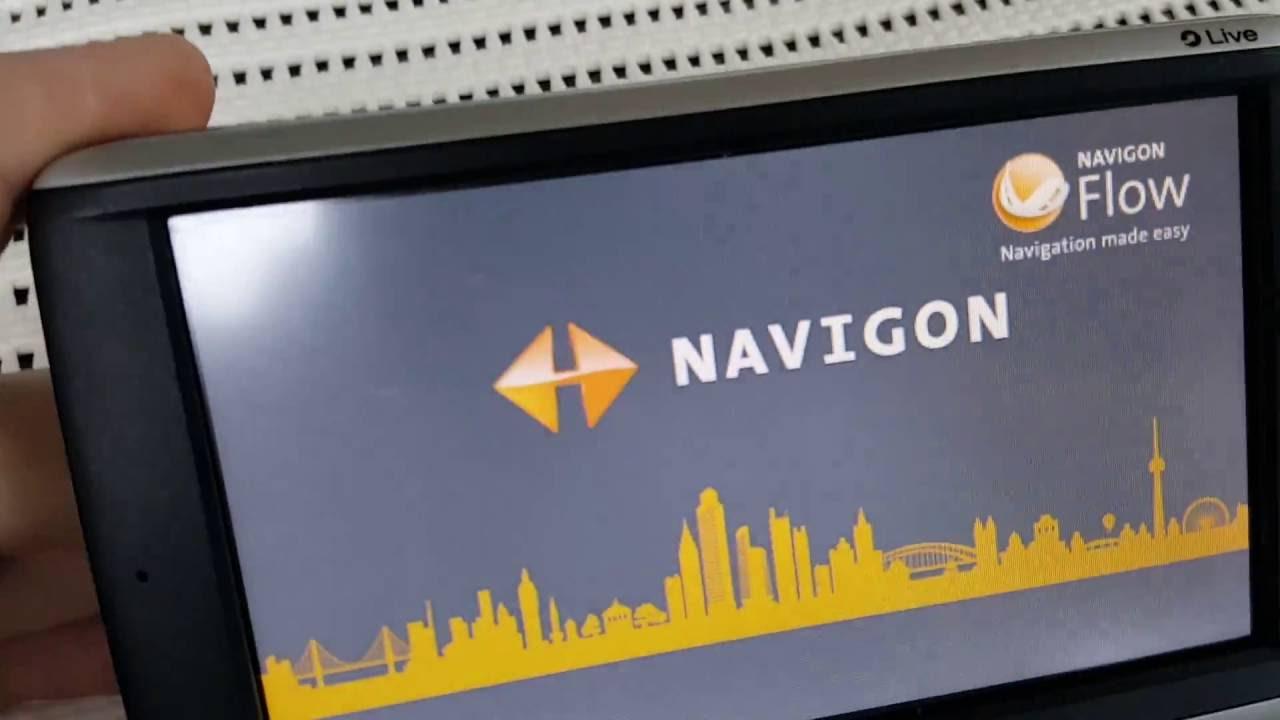 Navigationsgerät navigon