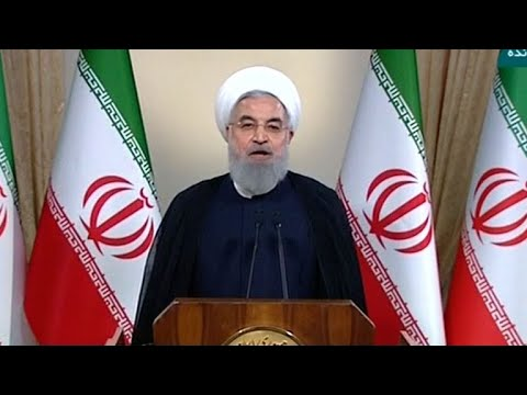 Iran's Rouhani says decision on nuclear deal damaged America's credibility