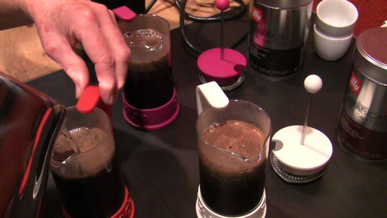 Videos Crew Review Illy Monoarabica Coffees Seattle