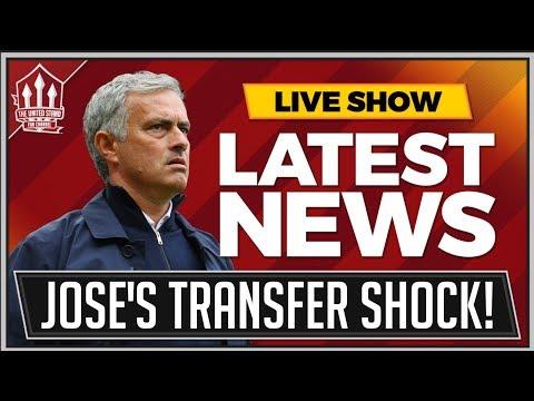 MOURINHO Changes MANCHESTER UNITED Transfer Plan! MAN UTD News thumbnail