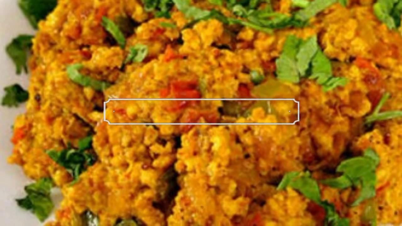how to make paneer bhurji youtube