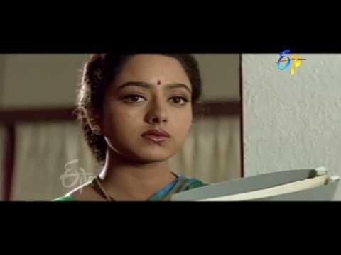 Subhavaartha Telugu Movie | Arjun & Soundarya committed divorce Scene | Arjun | ETV Cinema