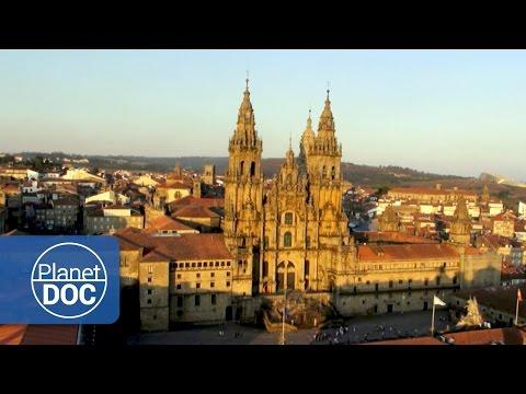Camino de Santiago. Compostela (Documental Parte 1)