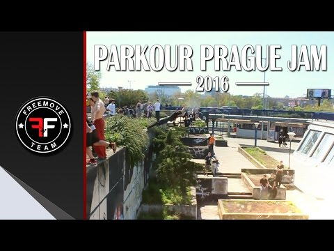 Parkour Prague JAM 2016 (April) | Freemove