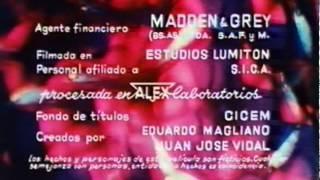 Los neuróticos (1971) Argentina Psicodelica
