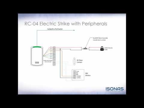 Pure IP/RC-04 Install and Wiring - YouTube on everfocus wiring diagram, hes wiring diagram, sti wiring diagram, apollo wiring diagram, alarm lock wiring diagram, dsc wiring diagram, doorking wiring diagram, apc wiring diagram, inovonics wiring diagram,