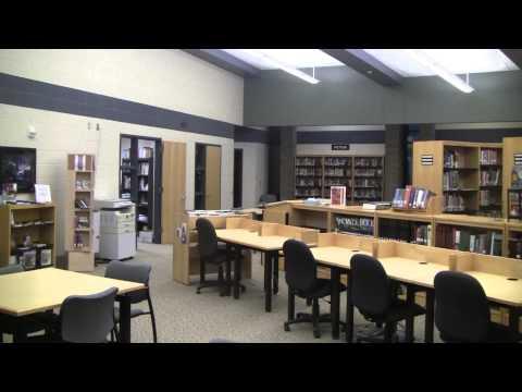 Zeeland West High School Library Commercial